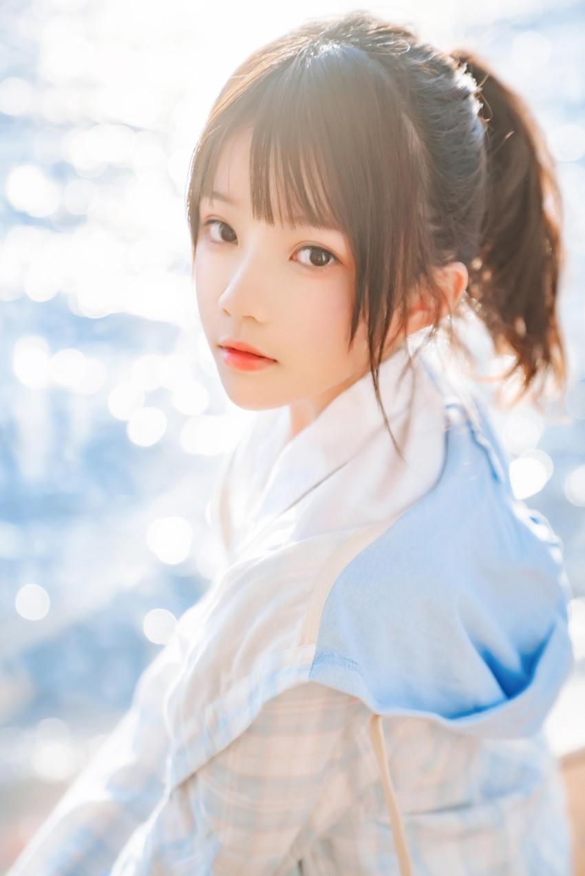 「桜桃喵」感光  #少女写真