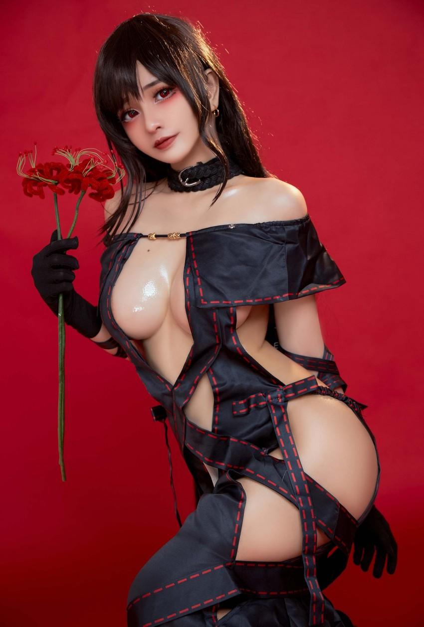 「Azami」虞美人/虞美人女仆  #Fate