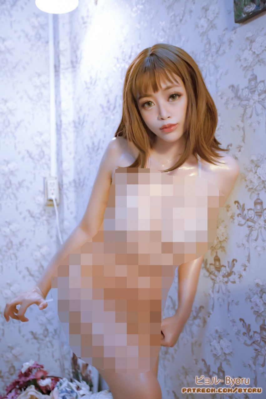 【Byoru】 Baby oil lolita [18P 154MB]
