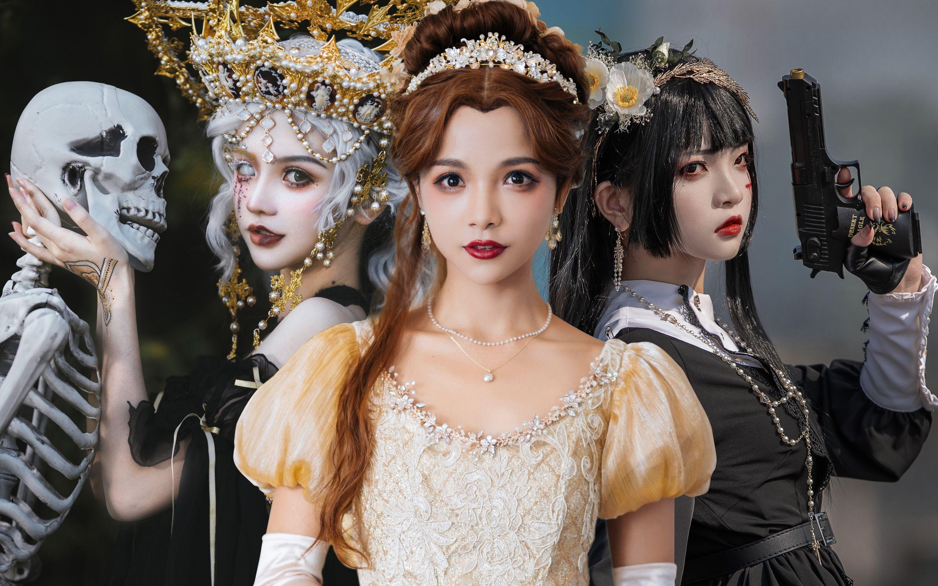 【Lolita】lo娘的优雅和暗黑是什么样子的?(一见倾心系列)