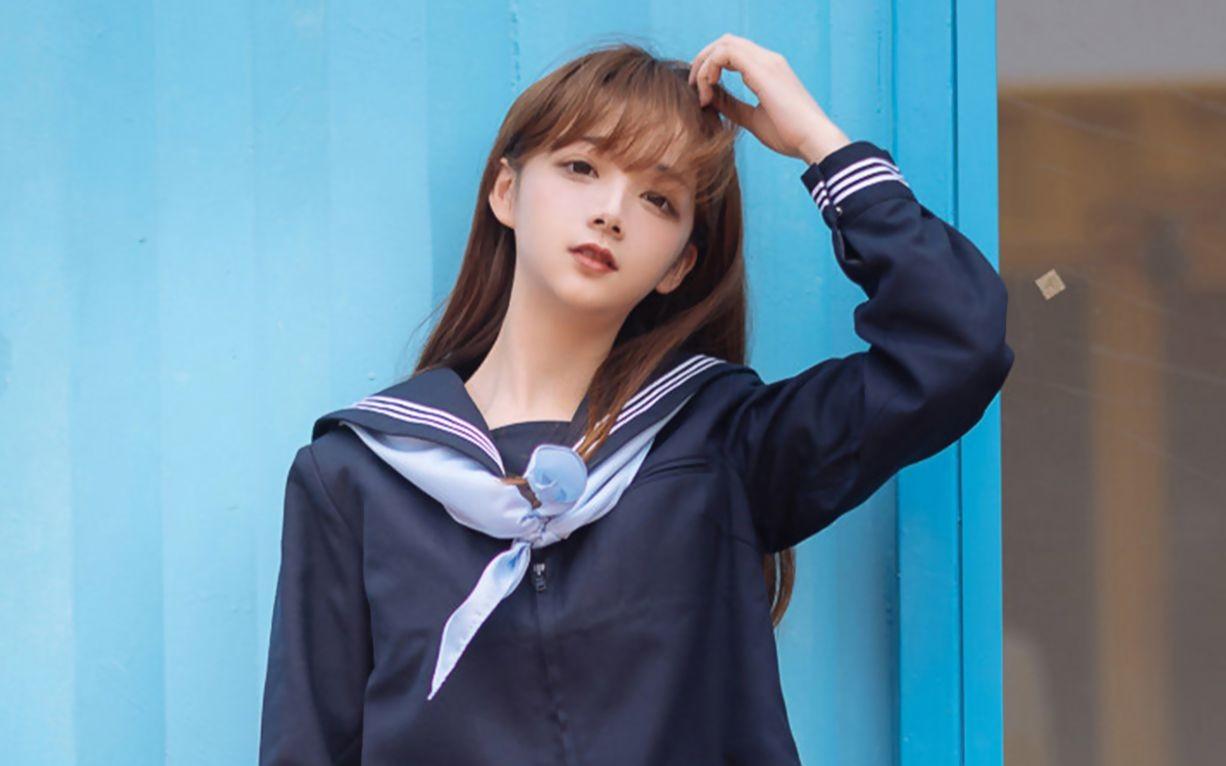 【JK制服】不止清纯和可爱,还有暗黑和帅气的学姐学妹们(一见倾心系列)
