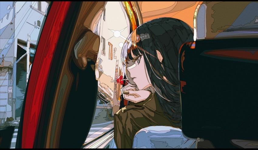 Pixiv画师:焦茶 画师专辑2