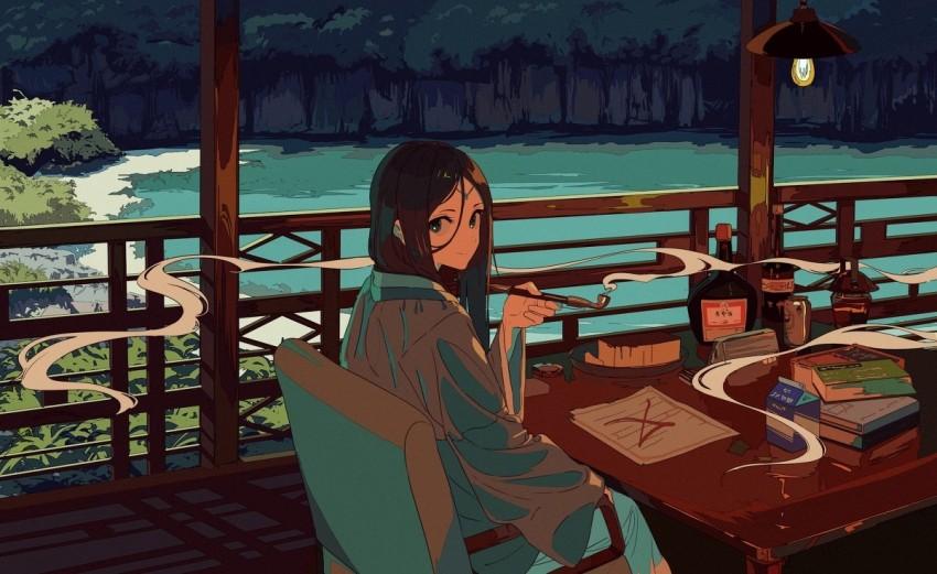 Pixiv画师:焦茶 画师专辑5