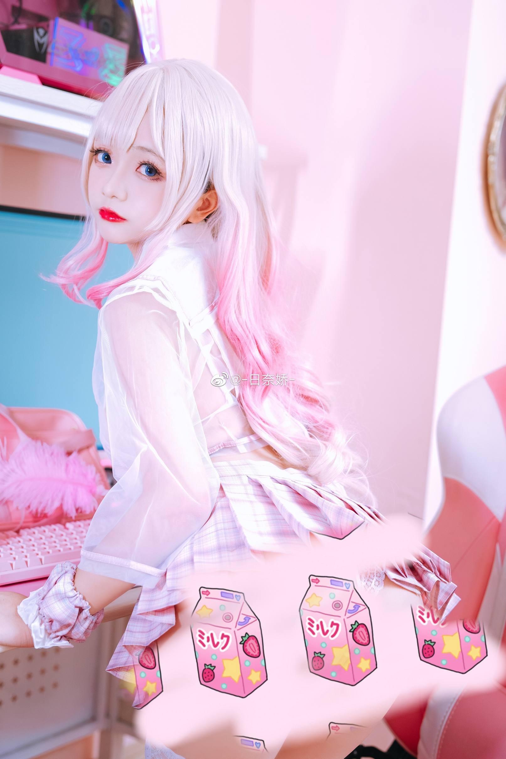 【预览】【日奈娇】粉色漆皮