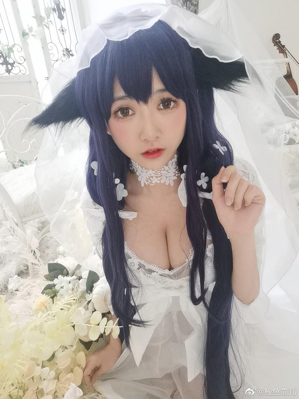 【预览】【鳗鱼霏儿】 吾妻花嫁 cosplay