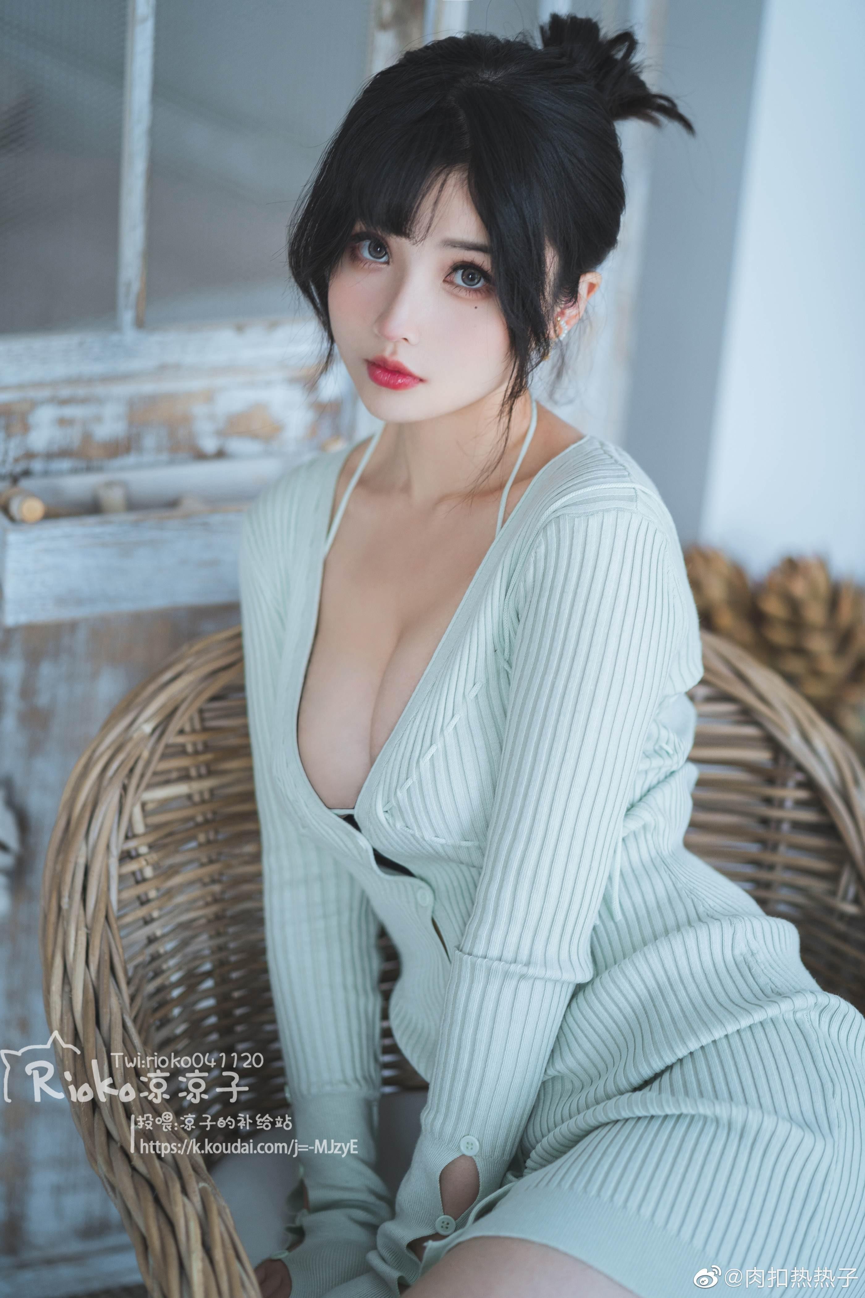 【预览】【肉扣热热子/凉凉子】人妻毛衣