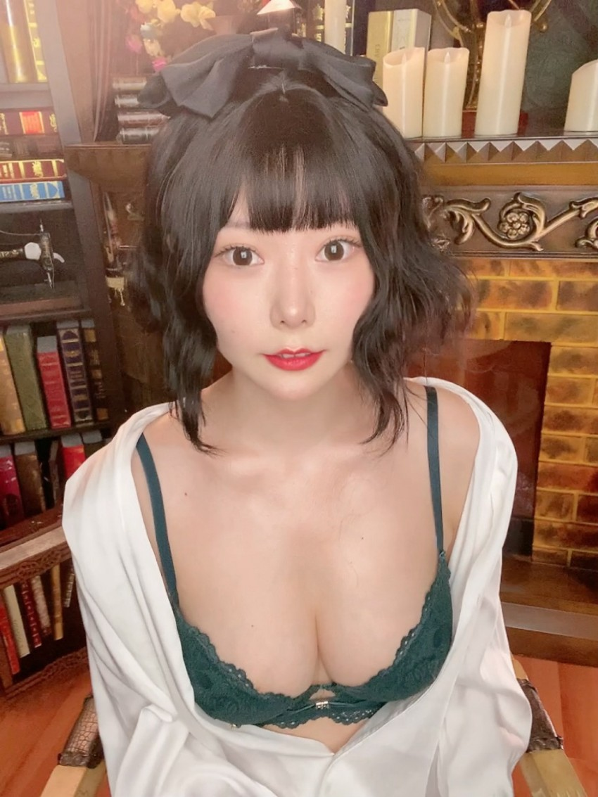【预览】【香草帕露露】次元少女写真
